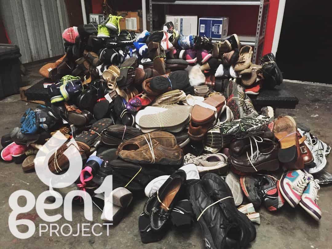 Shoe Donations